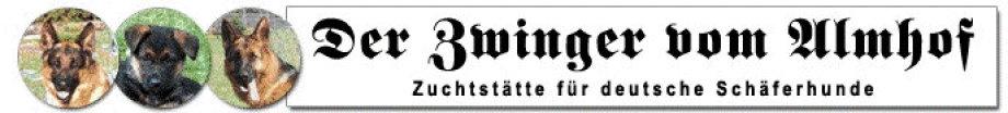 Deutsche Schäferhunde vom Almhof